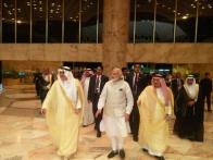 Modi returns home after three-nation tour