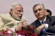 PM Modi, CJI Thakur Display Bonhomie at President's 'At Home'