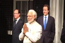 PM Modi's Wax Statue Unveiled at Madame Tussauds Museum in London
