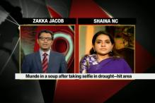 Is Pankaja Munde Mocking Drought-Hit Farmers?