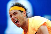 Rafael Nadal Battles Past Fognini to Make Barcelona Semis