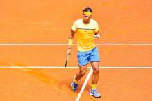Rafael Nadal Cruises into Barcelona Open Quarterfinals