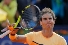 Nadal Beats Granollers, Reaches 3rd Round in Barcelona