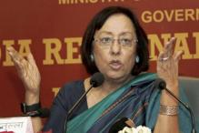 Four NPF MLAs Meet Governor Najma Heptulla, Extend Support to BJP in Manipur