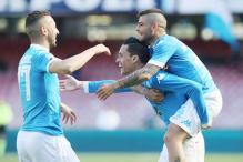 Serie A: Napoli bounce back to beat Verona 3-0 despite Higuain ban