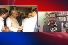Naqvi Slams Bihar CM for His Anti-BJP Remark