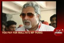 News 360: You Pay For Mallya's MP Perks