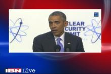 We need to see progress in India-Pak ties to deter nuclear conflict: Obama