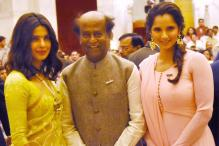 Priyanka Chopra, Rajinikanth, Sania Mirza receive Padma honors