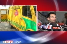Government ambulance parked outside Lalu's house, Tej Pratap says not for personal use