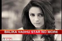 TV Actress Pratyusha Banerjee found dead in Mumbai
