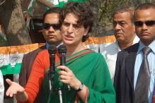 Paid Rent Fixed by Then BJP Government, Says Priyanka Gandhi