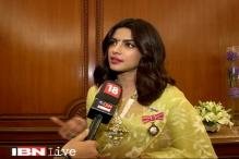 Feeling Proud and Blessed to get Padma Award: Priyanka Chopra