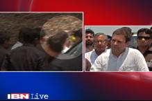 Rahul Targets Fadnavis Government Over Deonar Ground Issue