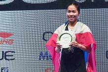 Badminton: Sony Dwi Kuncoro, Ratchanok Intanon Win Singapore Open
