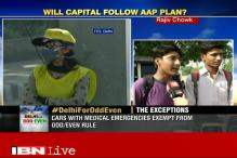 Odd-Even: Is Delhi Ready for Phase 2?