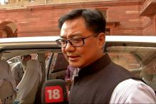 All About Minister of State for Home Affairs Kiren Rijiju