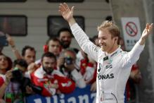 Nico Rosberg Completes Hat-Trick By Winning Chinese Grand Prix