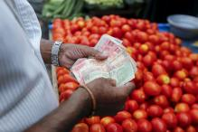Rupee Regains 10 Paise to 67.10 vs US Dollar