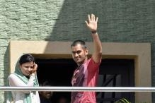 Dhoni Quits But Wife Sakshi Still Associated With Amrapali Firm