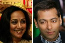 Hema Malini Backs Salman as India's Olympic Goodwill Ambassador