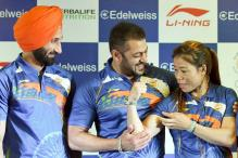 Mary Kom Brings Winning Attitude to All Her Work: Salman Khan
