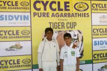 Rahul Dravid's Son Samit Hits a Century in Club Cricket