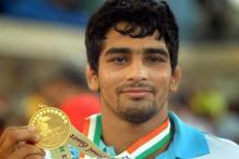 Rio Olympics 2016: Wrestler Sandeep Tomar Beaten in 57kg Freestyle Event
