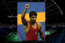 Wrestler Sandeep Tomar Secures Olympic Quota Place For India