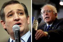US presidential polls: Republican Cruz, Democrat Sanders win Wisconsin primary