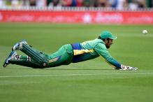 Sarfraz Ahmed replaces Shahid Afridi as Pakistan T20I skipper
