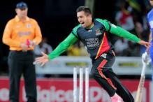 RCB Replace Injured Badree With Uncapped Shamsi