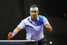 Sharath Kamal-led Indian table tennis team leaves for Olympic qualifiers