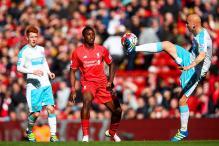Benitez Enjoys Liverpool Return as Newcastle Snatch Draw