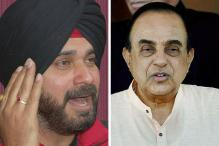 Swamy, Sidhu, Among BJP's Nominees for Rajya Sabha: Sources