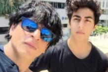 Shah Rukh Khan quashes rumours of Karan Johar launching son Aryan