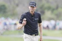 Steele Holds Three-Shot Lead at Weather-Hit Texas Open