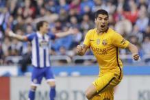 Luis Suarez 'Privileged' to Overtake Ronaldo
