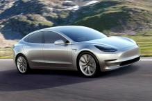 Orders for lower-priced Tesla Model 3 electric car reach 325,000