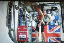 British Astronaut Tim Peake Runs Marathon in Space