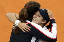 US Beat Australia in Fed Cup Without Williams Sisters