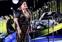 I don't like to live in the past: Usha Uthup