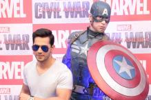 Captain America Is Sober and Mature; I'm Not: Varun Dhawan