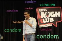 This Stand-up Comic Talks about the Importance of Saying 'Condom'
