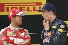 Sebastian Vettel Labels Daniil Kvyat a 'Mad Man' And 'Suicidal'