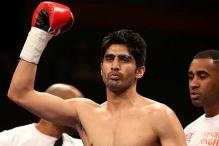 Vijender Singh Breaks Into Top 10 in WBO Rankings