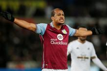 Aston Villa Suspend Agbonlahor Over Laughing Gas Scandal