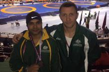 Indian Origin Wrestler to Represent Australia at Rio Olympics