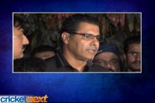 Waqar Younis steps down as Pakistan head coach