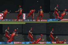 Watch: How RCB's Watson-Wiese Combined to Catch a Stunner